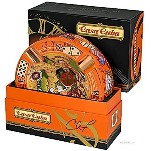 Arturo Fuente 'Special Edition' Casa Cuba Ceramic Cigar Ashtray