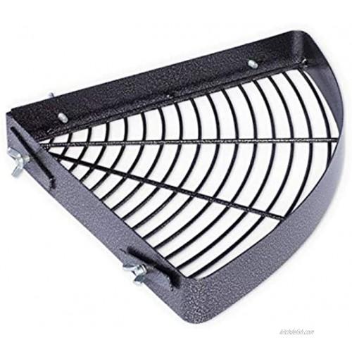 Prevue Hendryx Cage Corner Shelf Black 3100B