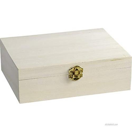 Knorr Prandell FSC Wooden Box 27.5x16.5x7cm Brown standart