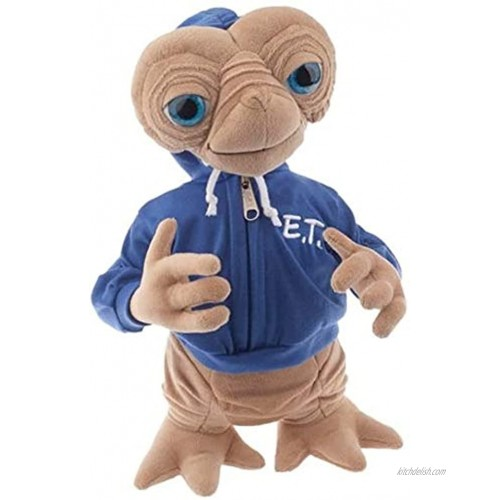 Universal Studios Exclusive Plush Pillow E.T. in Blue Hoodie 15 Inch