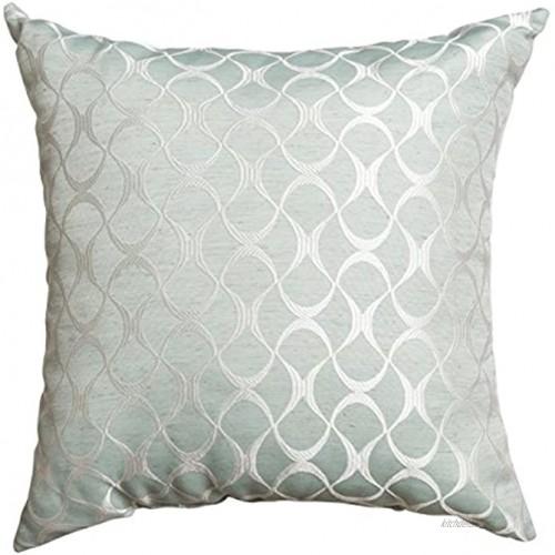 Softline Home Fashions 924HAL468118XPF Hechi Throw Pillow Spa